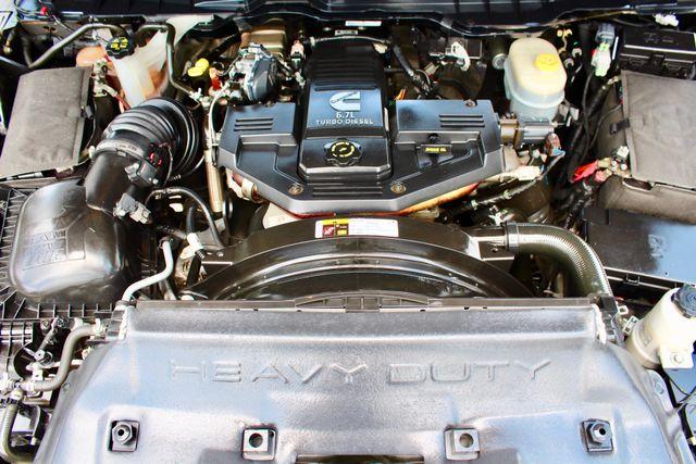 2014 Ram 2500 Laramie Crew Cab 4X4 6.7L Cummins Diesel Auto Loaded Lifted Sealy, Texas 28
