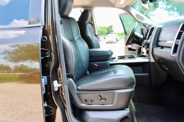 2014 Ram 2500 Laramie Crew Cab 4X4 6.7L Cummins Diesel Auto Loaded Lifted Sealy, Texas 45