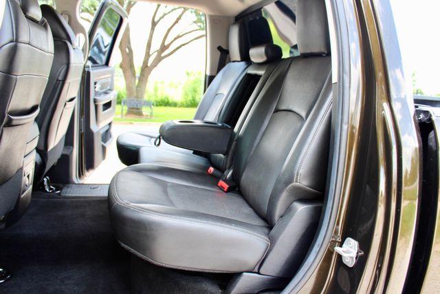 2014 Ram 2500 Laramie Crew Cab 4X4 6.7L Cummins Diesel Auto Loaded Lifted Sealy, Texas 37