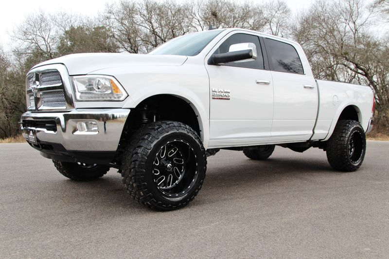 2014 Ram 2500 Longhorn Limited