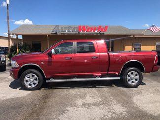 2014 Dodge Ram 2500 4X4 Laramie Limited in Marble Falls, TX 78654