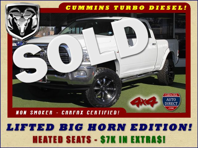 2014 Ram 2500 Big Horn Crew Cab 4x4 - LIFTED - $7K IN EXTRA$! Mooresville , NC 0