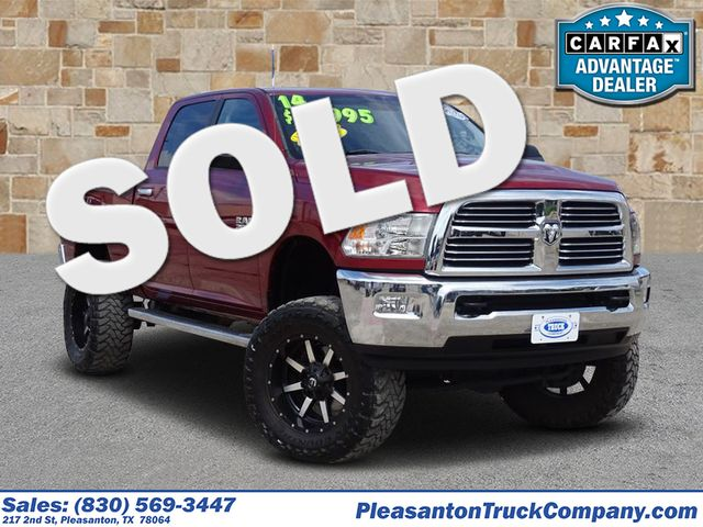 2014 Ram 2500 in Pleasanton TX