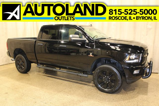 2014 Ram 2500 Big Horn diesel manual
