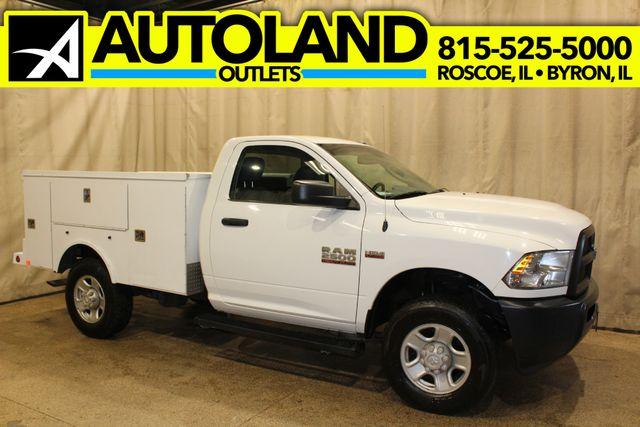 2014 Ram 2500 Tradesman Utility truck long bed 4x4