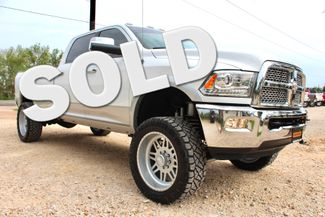 2014 Ram 2500 Laramie Crew Cab 4X4 6.7L Cummins Diesel Auto LIFTED LOADED Sealy, Texas
