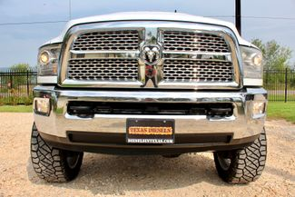 2014 Ram 2500 Laramie Crew Cab 4X4 6.7L Cummins Diesel Auto LIFTED LOADED Sealy, Texas 13