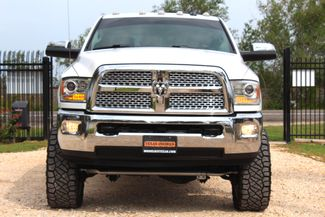 2014 Ram 2500 Laramie Crew Cab 4X4 6.7L Cummins Diesel Auto LIFTED LOADED Sealy, Texas 3