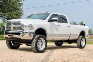 2014 Ram 2500 Laramie Crew Cab 4X4 6.7L Cummins Diesel Auto LIFTED LOADED Sealy, Texas 5