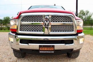 2014 Ram 2500 Laramie Crew Cab 4X4 6.7L Cummins Diesel Auto Sealy, Texas 13