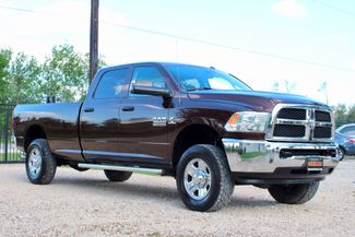 2014 Ram 2500 Tradesman Crew Cab 4X4 6.7L Cummins Diesel Auto Sealy, Texas 1