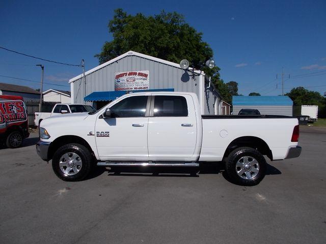2014 Ram 2500 Big Horn Shelbyville, TN 2