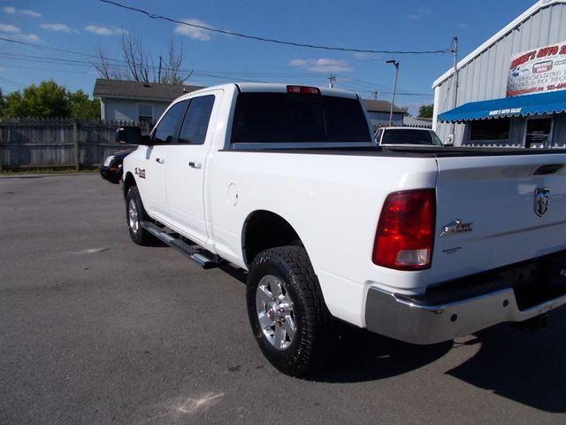 2014 Ram 2500 Big Horn Shelbyville, TN 4