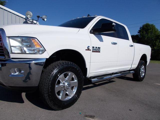 2014 Ram 2500 Big Horn Shelbyville, TN 5