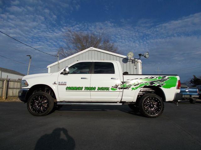 2014 Ram 2500 Laramie Shelbyville, TN 2
