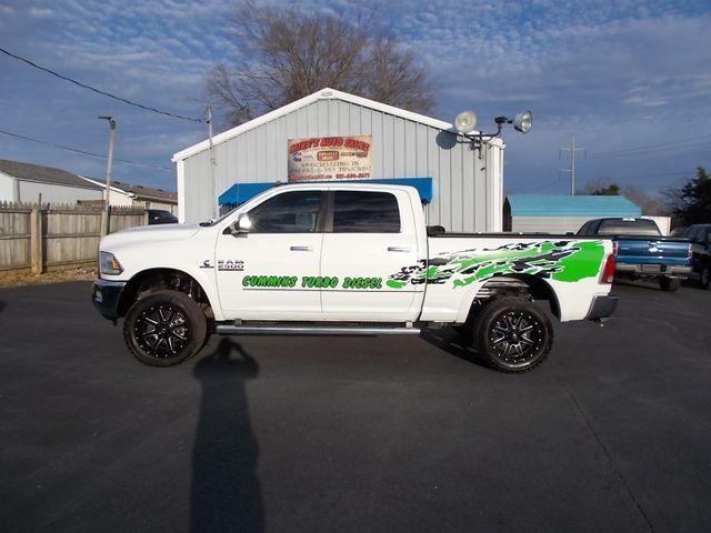 2014 Ram 2500 Laramie Shelbyville, TN 3
