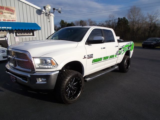 2014 Ram 2500 Laramie Shelbyville, TN 7