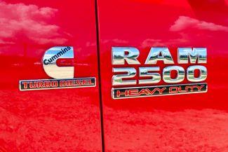 2014 Ram 2500 SLT Crew Cab 4X4 6.7L Cummins Diesel 6 Speed Manual Sealy, Texas 22
