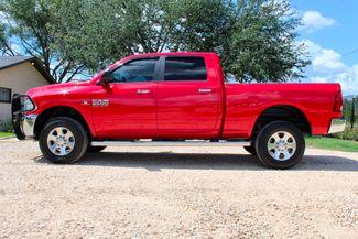 2014 Ram 2500 SLT Crew Cab 4X4 6.7L Cummins Diesel 6 Speed Manual Sealy, Texas 6