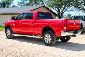 2014 Ram 2500 SLT Crew Cab 4X4 6.7L Cummins Diesel 6 Speed Manual Sealy, Texas 7