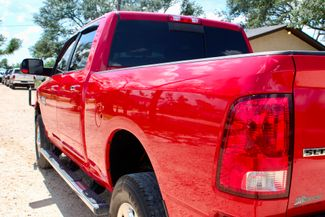 2014 Ram 2500 SLT Crew Cab 4X4 6.7L Cummins Diesel 6 Speed Manual Sealy, Texas 8