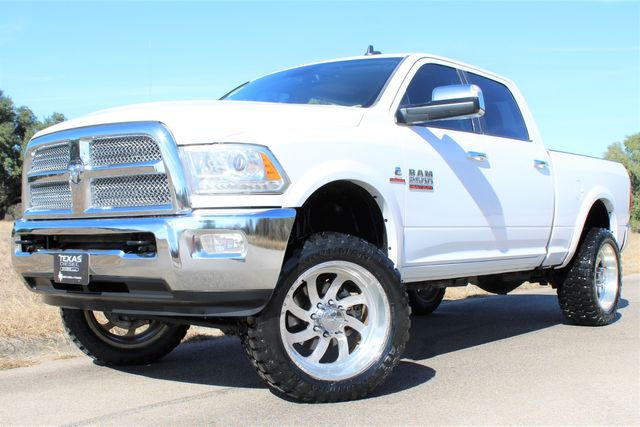 "2014 Ram 2500 Longhorn Limited 4x4 W/22"" FORCES"