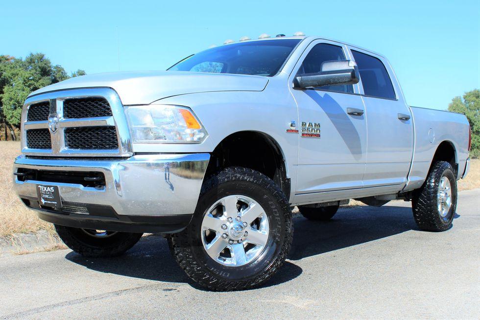 Texas Diesel Store >> 2014 Ram 2500 Tradesman Temple Tx Texas Diesel Store Com