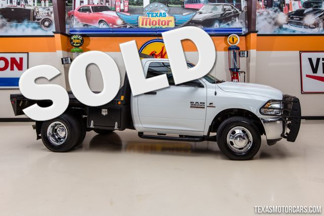 2014 Ram 3500 Tradesman Flatbed