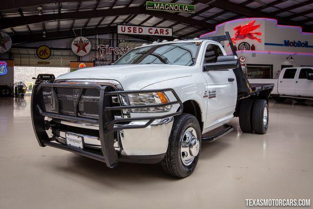 2014 Ram 3500 Tradesman Flatbed in Addison Texas, 75001