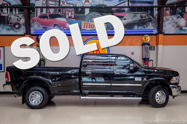 2014 Ram 3500 Longhorn 4x4 in Addison, Texas 75001