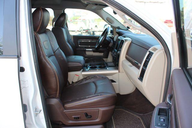 2014 Ram 3500 LARAMIE PKG Longhorn Edition CREW CAB 4x4 Dually CONROE, TX 37
