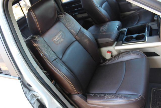 2014 Ram 3500 LARAMIE PKG Longhorn Edition CREW CAB 4x4 Dually CONROE, TX 38