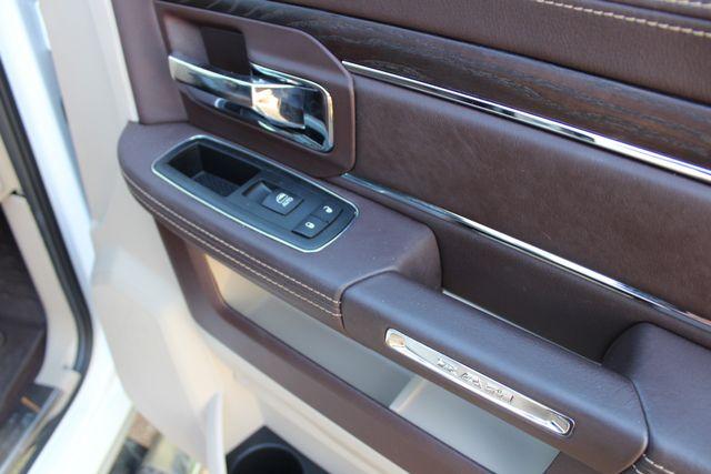2014 Ram 3500 LARAMIE PKG Longhorn Edition CREW CAB 4x4 Dually CONROE, TX 36
