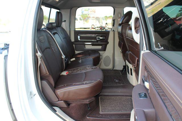 2014 Ram 3500 LARAMIE PKG Longhorn Edition CREW CAB 4x4 Dually CONROE, TX 42