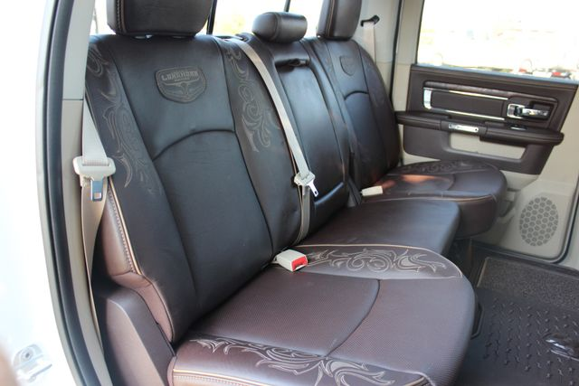 2014 Ram 3500 LARAMIE PKG Longhorn Edition CREW CAB 4x4 Dually CONROE, TX 43
