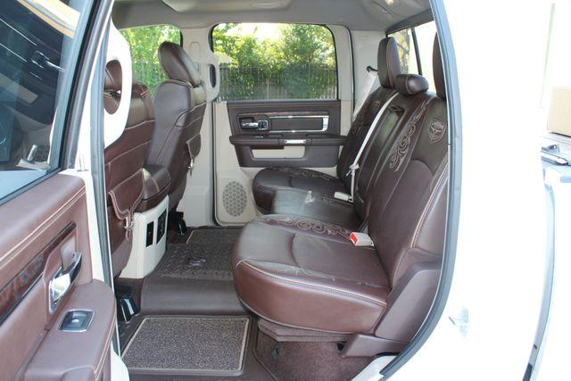 2014 Ram 3500 LARAMIE PKG Longhorn Edition CREW CAB 4x4 Dually CONROE, TX 45