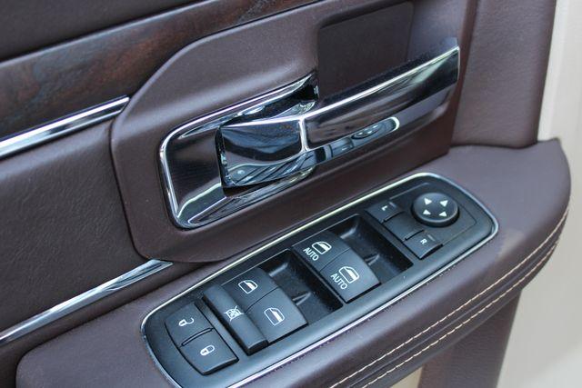 2014 Ram 3500 LARAMIE PKG Longhorn Edition CREW CAB 4x4 Dually CONROE, TX 51