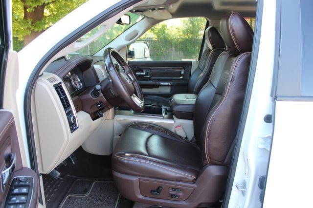 2014 Ram 3500 LARAMIE PKG Longhorn Edition CREW CAB 4x4 Dually CONROE, TX 52