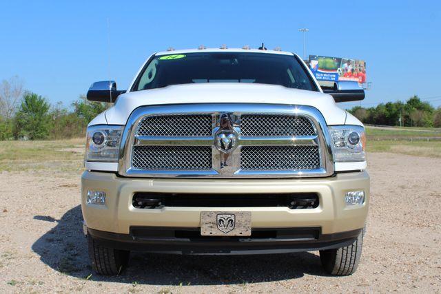 2014 Ram 3500 LARAMIE PKG Longhorn Edition CREW CAB 4x4 Dually CONROE, TX 5