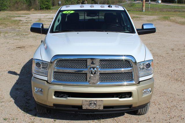 2014 Ram 3500 LARAMIE PKG Longhorn Edition CREW CAB 4x4 Dually CONROE, TX 6