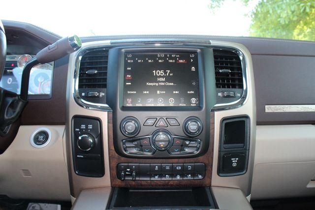 2014 Ram 3500 LARAMIE PKG Longhorn Edition CREW CAB 4x4 Dually CONROE, TX 61
