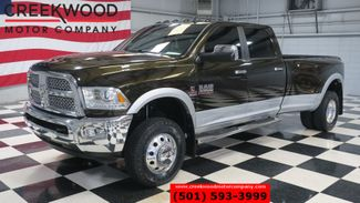 2014 Ram 3500 Dodge Laramie 4x4 Diesel Dually 6 Speed Manual Nav NICE in Searcy, AR 72143