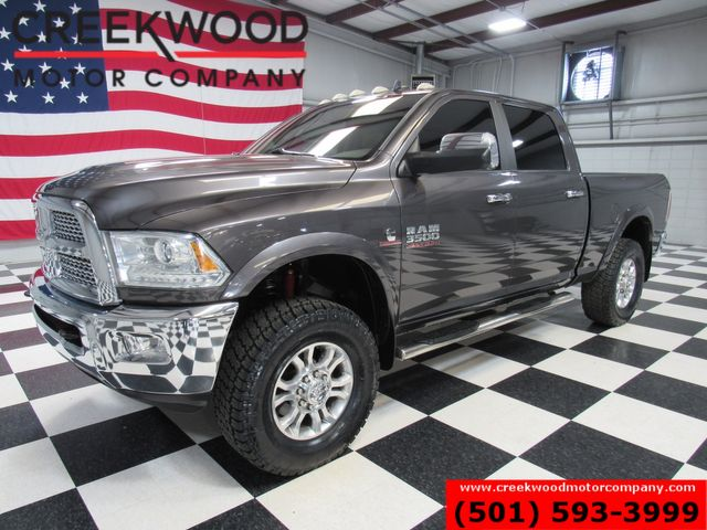 2014 Ram 3500 Dodge SRW Laramie 4x4 Diesel New Tires Sunroof Nav NICE in Searcy, AR 72143