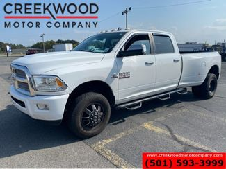 2014 Ram 3500 Dodge Longhorn Limited 4x4 Diesel Auto Dually 1 Owner in Searcy, AR 72143