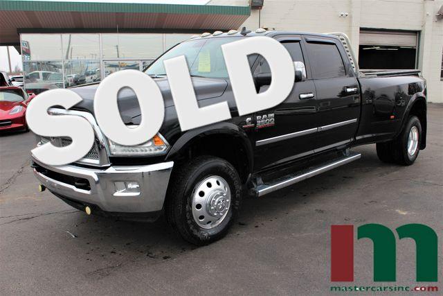 2014 Ram 3500 Longhorn Limited   Granite City, Illinois   MasterCars Company Inc. in Granite City Illinois