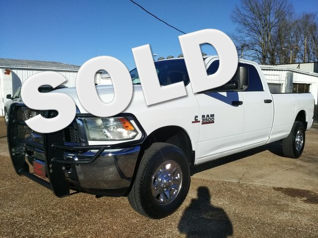 2014 Ram 3500 jCrew Cab 4x4 Tradesman Houston, Mississippi