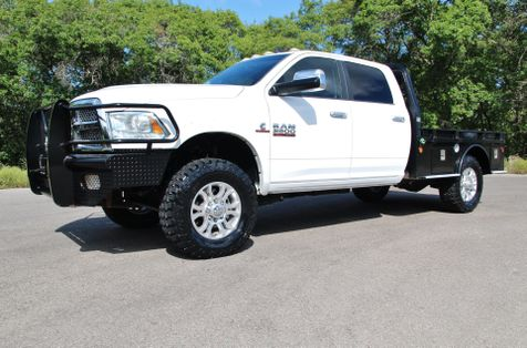 2014 Ram 3500 Laramie - 4x4 - FLATBED - 1 OWNER in Liberty Hill , TX