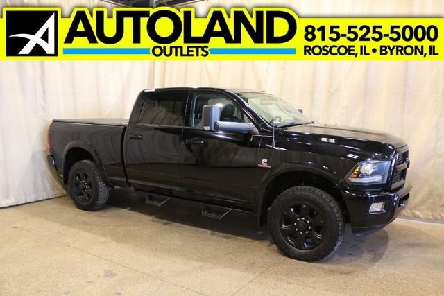 2014 Ram 3500 Manual 6 speed 4x4 diesel Laramie