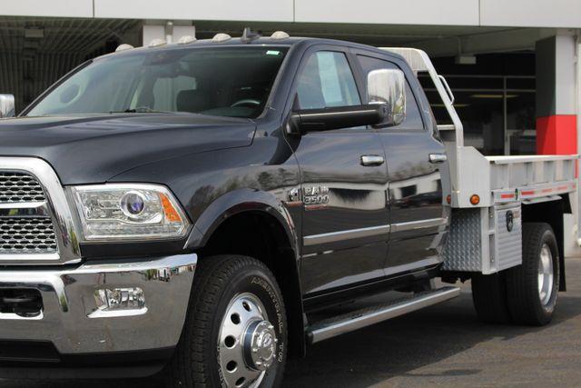2014 Ram 3500 Laramie Crew Cab 4x4 - NAV - FLATBED/HAULER! Mooresville , NC 24