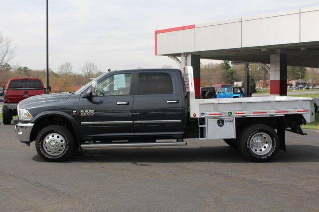 2014 Ram 3500 Laramie Crew Cab 4x4 - NAV - FLATBED/HAULER! Mooresville , NC 14